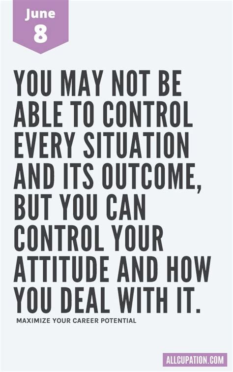 daily inspiration june        control