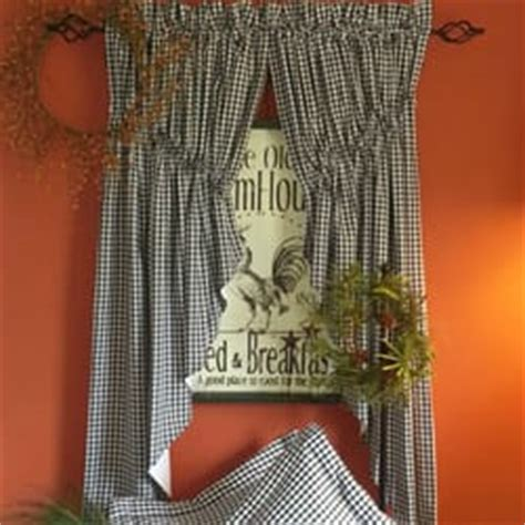 country style curtains amish furniture interior design