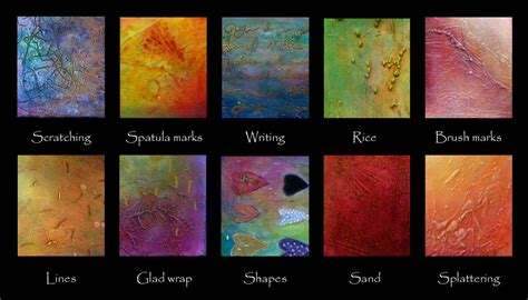 Art Spirit Life: Gesso & Texture Paste