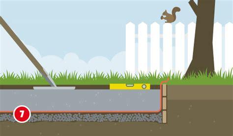 feuchtigkeitssperre auf bodenplatte fundament im gartenhaus selber bauen hagebau de