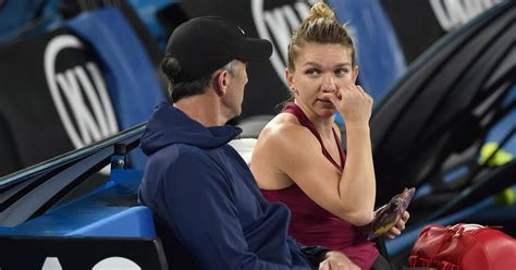 Darren Cahill Announces Shock Split From Simona Halep Due To Family Reasons - UBITENNIS