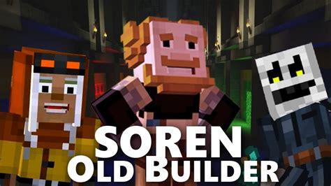soren    builder minecraft story mode youtube