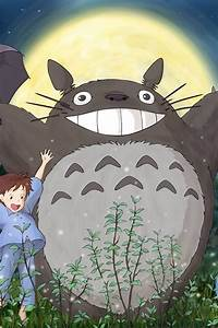 au59-totoro-forest-anime-cute-illustration-art-wallpaper