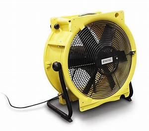 Extracteur D Air Electrique : ventilateur extracteur d 39 air mobile ttv 4500 trotec ~ Premium-room.com Idées de Décoration