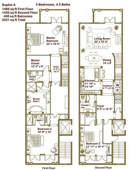 delightful luxury townhome floor plans oriana by the sea luxury oceanfront condominiums and