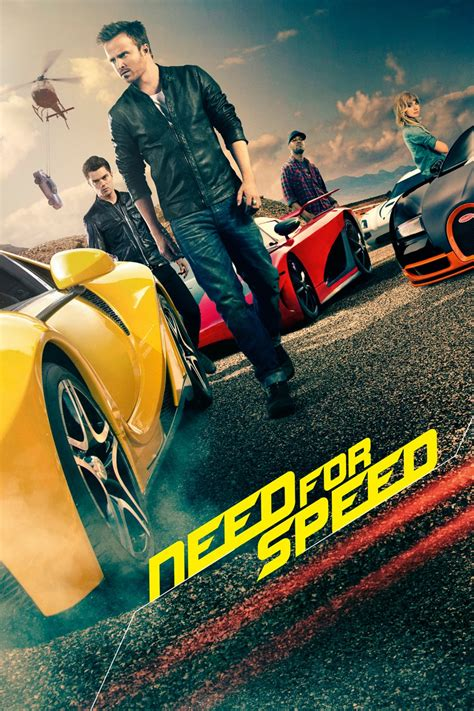Need for Speed - Movie info and showtimes in Trinidad and ...