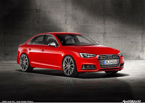 2018 Audi S4 Achieves A Class-leading 0-60 Mph Time In Its