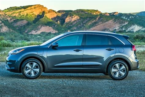 Kia Adds Niro Phev For 2018