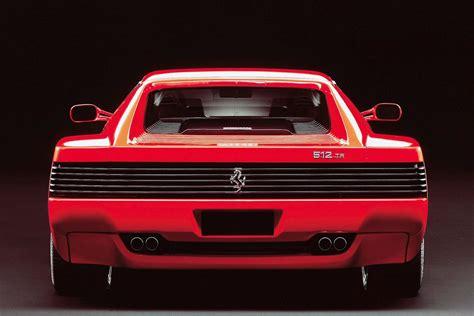 Ferrari Testarossa Wallpapers - Wallpaper Cave