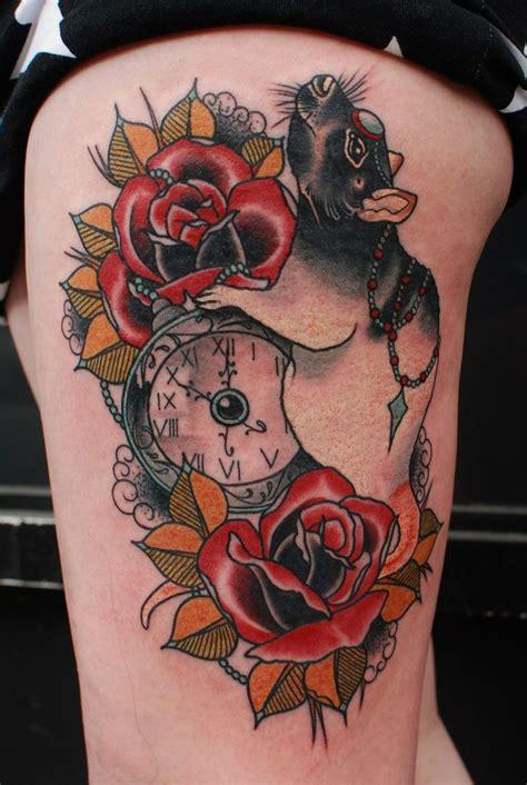 rat tattoos designs ideas  meaning tattoos