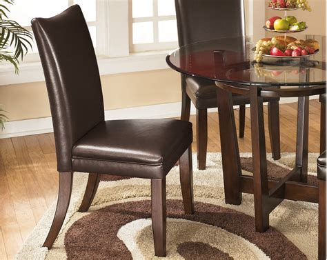 ashley charrell dining uph side chair qty