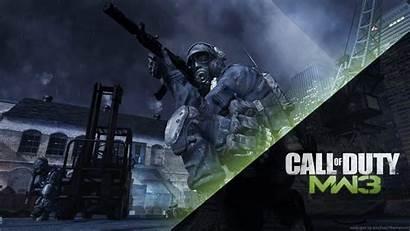 Duty Call Warfare Modern Mw3 Wallpapers Cod