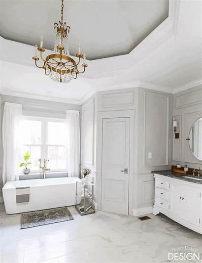 Bathroom Master Living Trim Opulent Deeplysouthernhome Greige