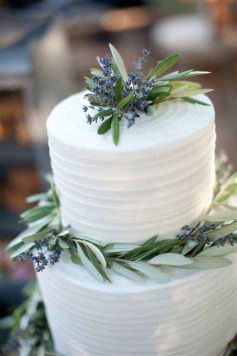 Lavender Olive Branch Wedding Cake Wedding Cake Olive