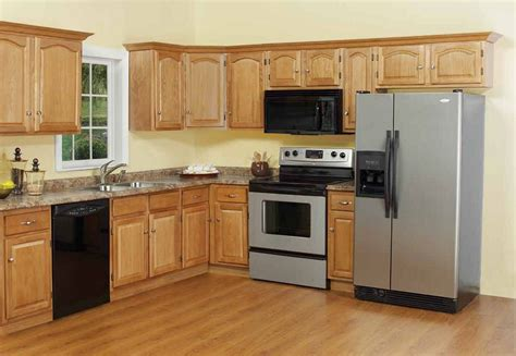 small kitchen paint colors with oak cabinets idea home best kitchen paint colors with dark cabinets