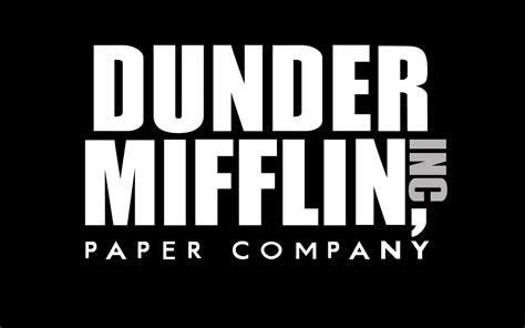 Dunder Mifflin Wikipedia