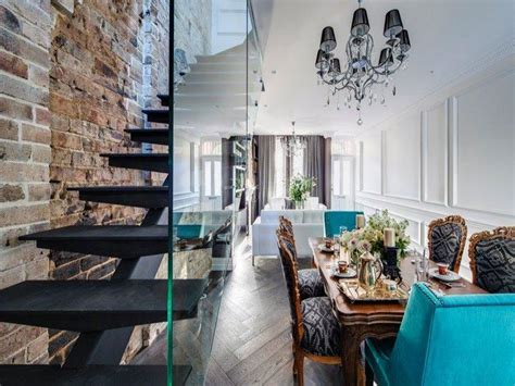 most beautiful home interiors in the the most beautiful brick interior design in paddington sydney