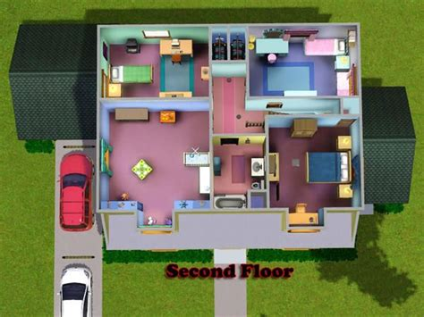 family guy house layout dream house   house
