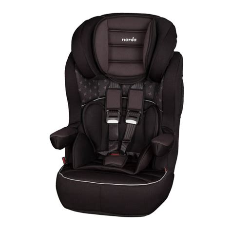 nania siège auto i max sp luxe gr 1 2 3 black achat
