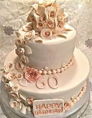 Elegant Birthday Cake Ideas