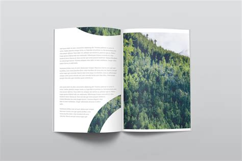 One more awesome product that will give you a chance to see how your best magazine. Ultra Clean Free PSD Magazine Mockup on Behance
