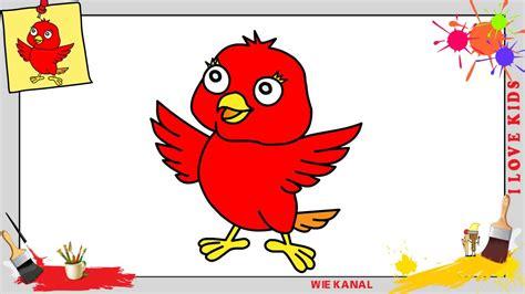 kawaii vogel zeichnen schritt f 252 r schritt f 252 r anf 228 nger