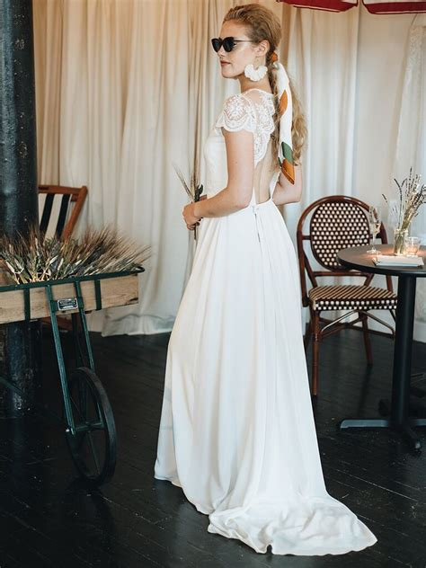Laure de Sagazan Wedding Dresses From Fall 2020 Bridal ...