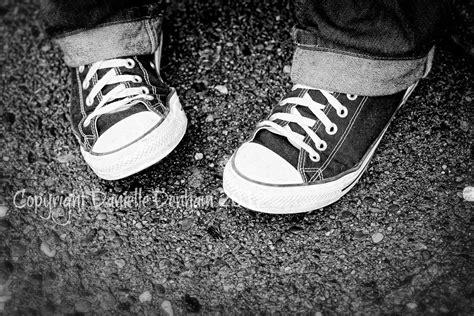 shoe photo chuck taylor converse black  whitefine art