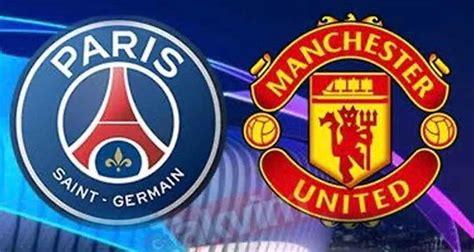 Paris Saint-Germain vs Manchester United Predictions ...