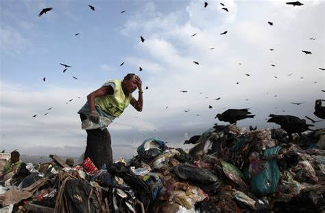 worlds largest landfill closed  city