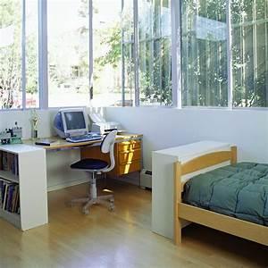 Petite Chambre Ado : comment placer les meubles dans une chambre ~ Mglfilm.com Idées de Décoration