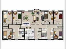 6 Bed 2 Bath Apartment in Provo UT King Henry Apartments