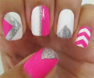 easy nail designs 21 easy pink nail designs easyday