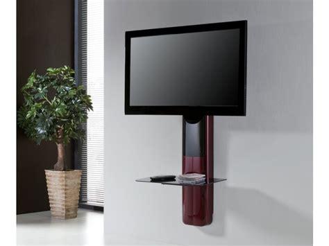 cache cable pour bureau support mural tv candela mdf acier 3 coloris