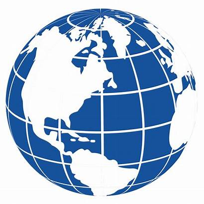 Globe Global Travel Earth Transparent Trade Management