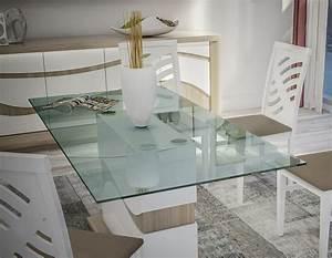 Table A Manger Blanc Et Bois : javascript est d sactiv dans votre navigateur ~ Teatrodelosmanantiales.com Idées de Décoration