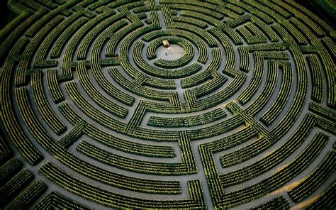 Garden maze wallpapers and images - wallpapers, pictures