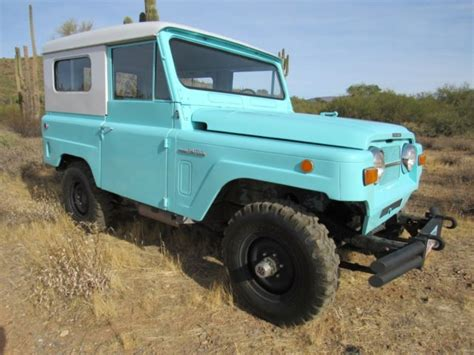 Datsun Patrol For Sale by 1969 Nissan Patrol Datsun 4x4