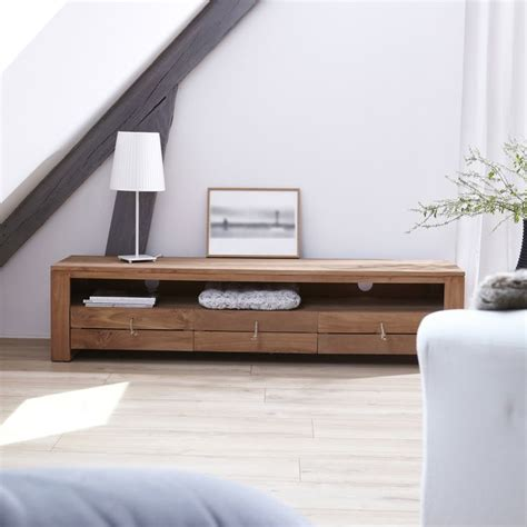 Modern Wood Tv Stand by Best 10 Meuble Tv Bois Ideas On Pinterest Table Tv