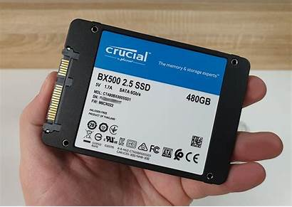 Crucial Bx500 Ssd 480gb Test Sata3 Caracteristiques