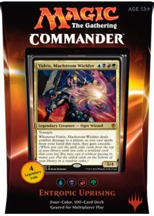 mtg commander decks 2016 geeknifty a post hype look at magic s commander 2016