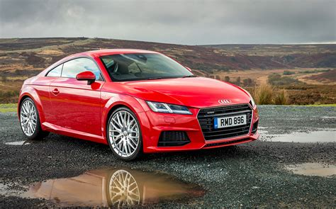 The Clarkson Review Audi Tt 20 Tfsi Quattro S Line (2015