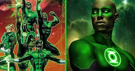 Hal Jordan & John Stewart Confirmed for Green Lantern Corps?