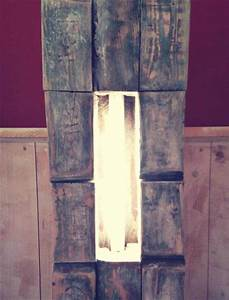 diy pallet floor lamp 99 pallets With pallet wood floor lamp
