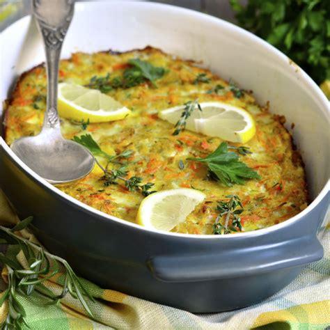 recette gratin epice carotte courgette facile rapide