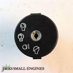 Gravely 01588300 Key Switch