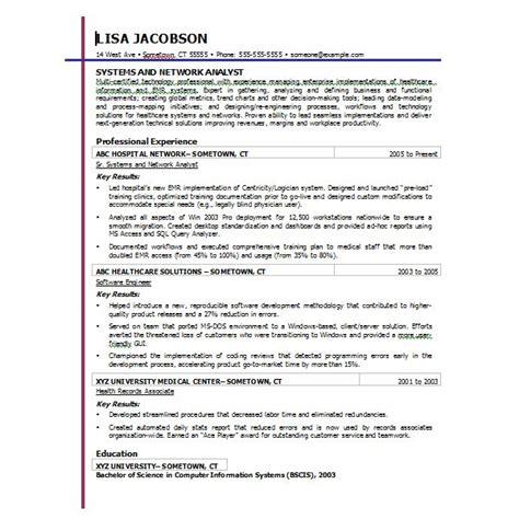 ten great  resume templates microsoft word  links