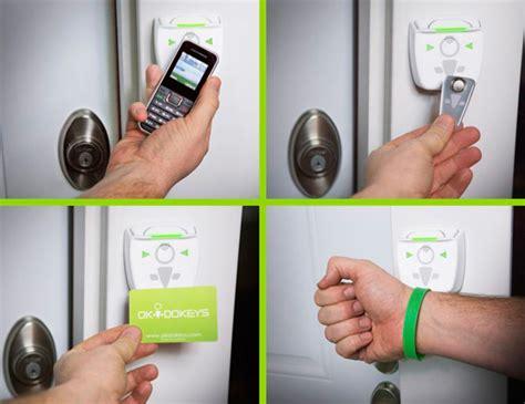 iphone door lock iphone controlled door lock market heating up as openways