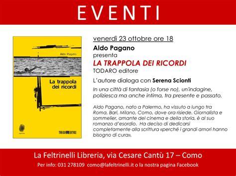 Libreria Ricordi by La Trappola Dei Ricordi Todaro Editore