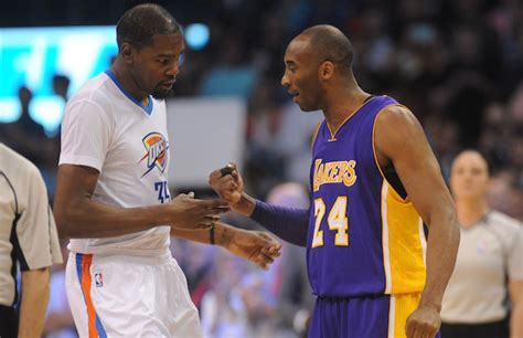 kobe bryant discusses kevin durants decision  join